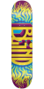 Blind Fuego RHM - Lime - 7.5in - Skateboard Deck