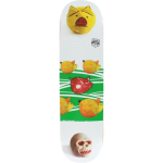 Alien Workshop Piggy Large - White - 8.5in - Skateboard Deck