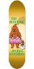 Toy Machine Harmony Fat Sect - Yellow - 8.125 - Skateboard Deck