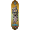 Toy Machine Harmony Cobra Rattler - Brown - 7.875 - Skateboard Deck