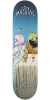 Toy Machine Carpenter Last Supper - Multi - 8.0in x 32.25in - Skateboard Deck