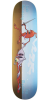 Toy Machine Harmony Sect Death - Multi - 8.125in x 31.875in - Skateboard Deck