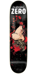 Zero Tommy Sandoval Severed Ties R7 - Black - 8.375in - Skateboard Deck