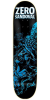Zero Tommy Sandoval Apocalypse IL - Black/Blue - 8.125in - Skateboard Deck
