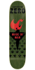 Zero Tommy Sandoval Propaganda Series R7 - Green - 8.375in - Skateboard Deck