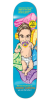 Enjoi Nestor Judkins You Are The Father R7 - Blue - 8.0in - Skateboard Deck