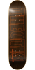Baker TB Theotis Logo - Orange - 8.0in - Skateboard Deck
