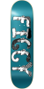 Baker JF Dabble - Aqua - 8.3875in - Skateboard Deck
