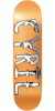Baker CJ Dabble - Orange - 8.25in - Skateboard Deck