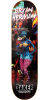 Baker BH Obey - Multi - 8.3875in - Skateboard Deck