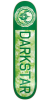 DarkStar Timeworks Youth Mini - Green Tie Dye - 7.0 - Skateboard Deck
