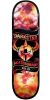 Darkstar Scroll SL - Tie Dye Orange - 7.75in - Skateboard Deck