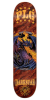 DarkStar Pierre Luc Gagnon Combat SL - Red - 8.375in - Skateboard Deck