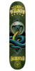 DarkStar Cameo Wilson Combat SL - Green - 8.0in - Skateboard Deck