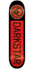 DarkStar Timeworks RHM - Black/Red - 8.25in - Skateboard Deck