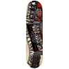 Anti-Hero Miorana Train Key - Grey/Red - 8.18 - Skateboard Deck