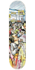 Anti-Hero Daan Mall Grab - Multi - 8.12in x 31.38in - Skateboard Deck