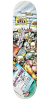 Anti-Hero Pfanner Mall Grab - Multi - 8.38in x 32.25in - Skateboard Deck