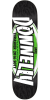 Real Donnelly Van Life - Black/Green - 8.18in x 32.0in - Skateboard Deck
