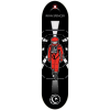 Foundation Spencer Space Odyssey - Black - 8.0in - Skateboard Deck