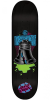 Santa Cruz Asta Bell - Black - 8.0in x 31.6in - Skateboard Deck
