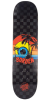 Santa Cruz Borden Sunset - Black - 8.0in x 31.6in - Skateboard Deck