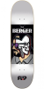 Flip Berger Every Which Way - Silver - 8.0in x 31.8in - Skateboard Deck