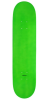 Action Village - Neon Green Blank Deck - 7.5 - Skateboard Deck