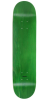 Action Village - Green Stained Blank - 7.625 - Skateboard Deck