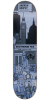 Cliche Andrew Brophy Street Series R7 - Blue - 8.375in - Skateboard Deck
