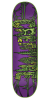 Creature Catacombs MD - Purple/Green - 7.8in x 31.7in - Skateboard Deck