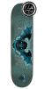 Creature Bingaman Bat P2 - Blue - 32.0in x 8.375in - Skateboard Deck