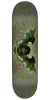 Creature Bingaman Bat - Green - 32.2in x 8.3in - Skateboard Deck