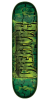 Creature Team Inferno SM - Green - 31.4in x 7.7in - Skateboard Deck