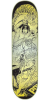 Creature Bingaman Rumble Series Pro - Black/Yellow - 32.0in x 8.375in - Skateboard Deck