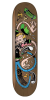 Creature Bagge It Gravette Pro - Brown - 31.9in x 8.2in - Skateboard Deck