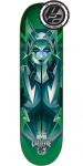 Creature Reyes Bad Habits P2 - Green - 8.0in x 31.6in - Skateboard Deck