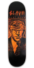 Slave Flathead - Black/Orange - 8.25 - Skateboard Deck