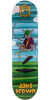 Sk8mafia Brown SK8 Rat Series - Multi - 8.25in - Skateboard Deck