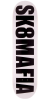 Sk8mafia OG Logo - Assorted - 8.0in - Skateboard Deck