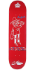 Stereo Tall Can Folklore - Red - 8.3 - Skateboard Deck