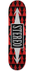 Stereo Arrow Pattern - Red - 8.125in - Skateboard Deck
