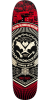 Powell Peralta Winston Smith - Red - 8.4 - Skateboard Deck