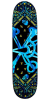 Powell Peralta Vato Rat Band - Blue - 8.0in x 31.25in - Skateboard Deck