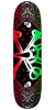 Powell Peralta Vato Rat Band - Green - 8.125in x 31.25in - Skateboard Deck
