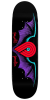 Powell Peralta Winged P - Black - 8.5in x 31.8in - Skateboard Deck
