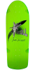 Powell Peralta Bones Brigade Mike McGill Jet Fighter Reissue - Green - 10.28in x 30.25in - Skateboard Deck