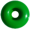 Rock On - Green - 53mm 99a - Skateboard Wheels (Set of 4)
