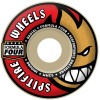 Spitfire Radial Formula Four - White - 52mm 101a - Skateboard Wheels (Set of 4)