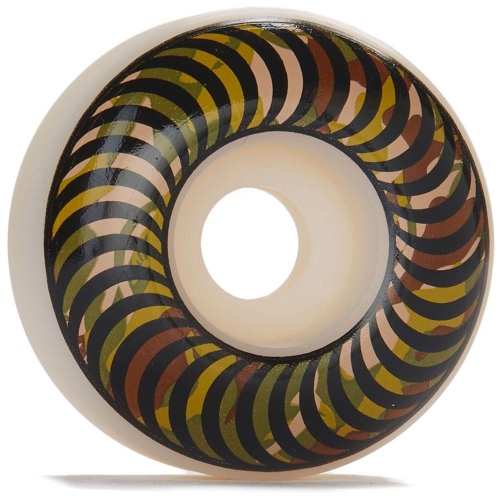 58mm WHITE Spitfire DECK Classics Skateboard Wheels